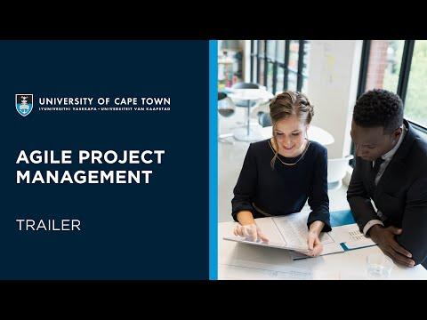 UCT Agile Project Management Online Short Course | Trailer