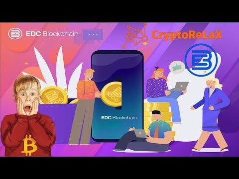 EDC Blockchain technologies and opportunitie | Earning EDC using a social network page