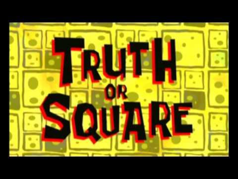 SpongeBob SquarePants: Truth or Square (Music Only: Missing Ending)