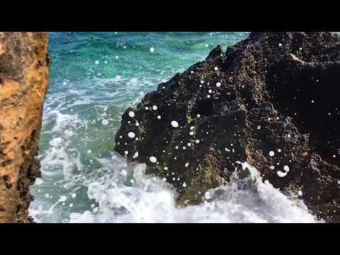Slow motion waves. Волны в замедленной съёмке.