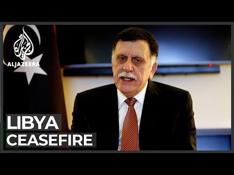 Libya conflict: EU pushes to shore up ceasefire