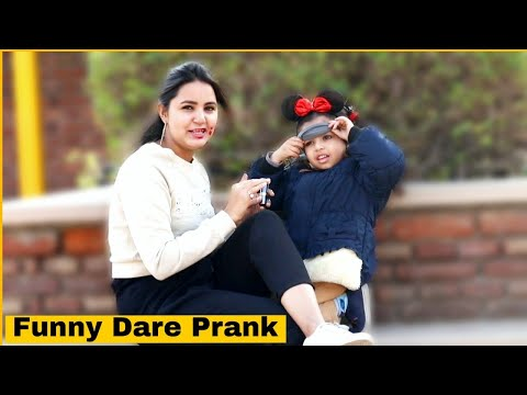 Funny Dare Prank With Twist | Shelly Sharma