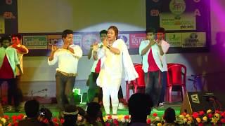 RASCA Awards, Urbasi Tudu Dance @Jamshedpur, HD,Santhali Dance