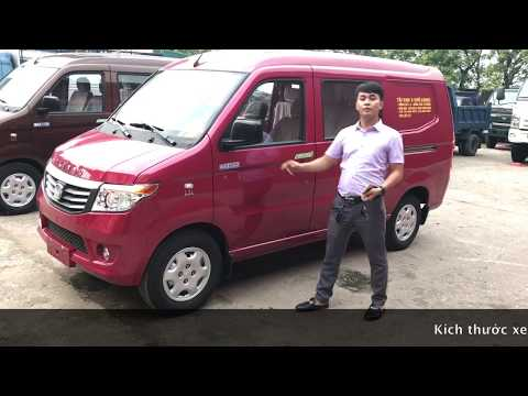 Xe tải van KENBO 5 chỗ