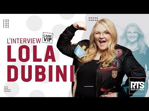 A la découverte de l'album de Lola Dubini (Interview Carré vip)