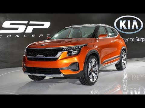 KIA REVEALS SP CONCEPT TO PREVIEW ALL-NEW SMALL SUV