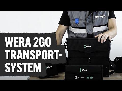 Wera 2go Werkzeug Transportsystem | Contorion Profi TV