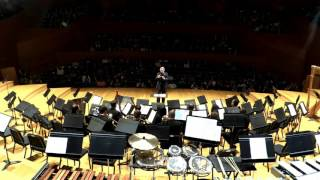 Husa, Brahms, Zhou Long: CBDNA Performance