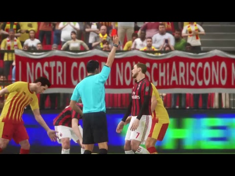 Pro Evolution Soccer 2018 Become A Legend With Shevchenko A.C Milan