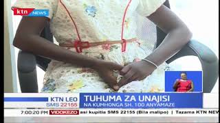 Mwanamume wa miaka 40, Sylvester Bwire ashukiwa kumnajisi msichana wa miaka tisa