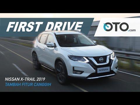 Nissan X-Trail 2019 | First Drive | Tambah Fitur Canggih | OTO.com