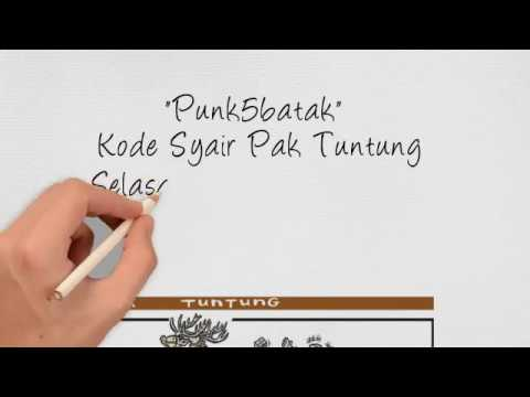 Kode Syair Pak Tuntung Hari Ini Jumat 21 Desember 2018   Punk5batak
