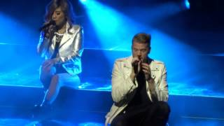 """Pentatonix - """"Love Yourself"""" [Cover] and """"Where Are Ü Now"""" (Live in San Diego 5-3-16)"""