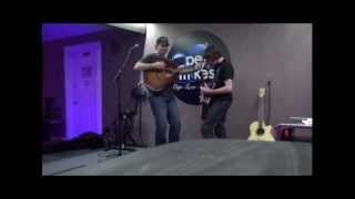 """Tommy Brandt and Tommy II singing """"The Septic Tank Man"""""""