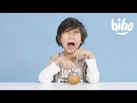 American Kids Try Tea from Around the World | Ep 15