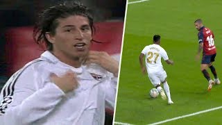 Real Madrid Players First Goals