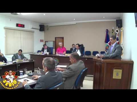 Tribuna Vereador Irineu Machado dia 21 de Fevereiro de 2017