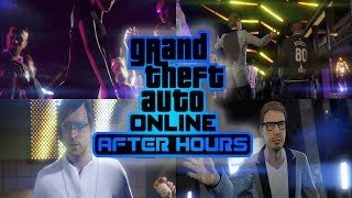 GTA Online After Hours DLC Trailer | New cars, Nightclub Details and GAY TONY