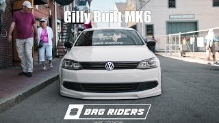 Gilly Built MK6| BAG RIDERS| [Car Feature] Bagged VW MK6