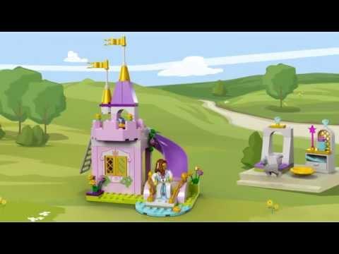 Vidéo LEGO Juniors 10668 : Boîte de construction du château de la princesse