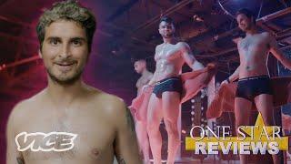 Stripping at a One Star Strip Club