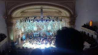JT Winter Wonderland at Carnegie Hall!