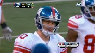 Giants vs Jets 2011 Week 16
