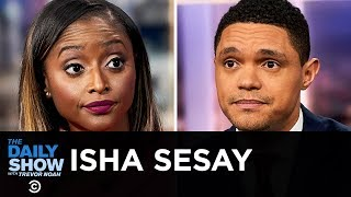 "Isha Sesay - Highlighting Boko Haram's Victims in ""Beneath the Tamarind Tree"" | The Daily Show"
