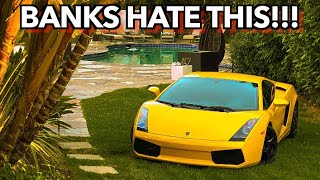 HOW TO BUY A CHEAP LAMBORGHINI IN CASH - MODERN WARFARE