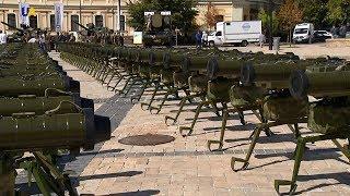Мощь украинской армии