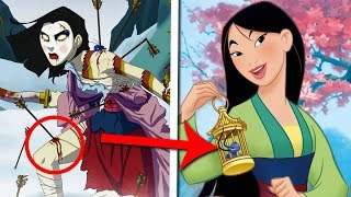 The Messed Up Origins of Mulan | Disney Explained - Jon Solo