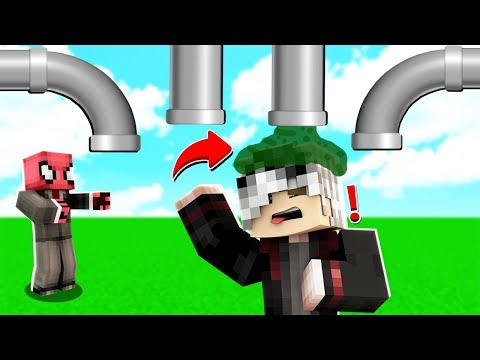 KIZ POLİS'in AİLESİ MUTANT CANAVAR OLDU! 😱 - Minecraft