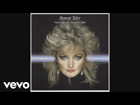 Bonnie Tyler - It's a Jungle Out There (Audio)