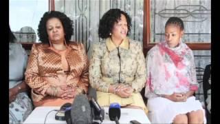 GPG   Premier Nomvula Mokonyane's Advice To The Media, Regarding The Family Of Slain Police Constable Francis Rasuge
