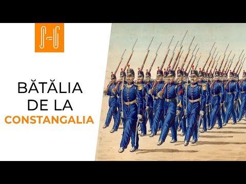 Batalia de la Constangalia