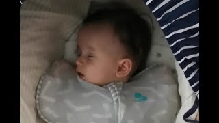 Stop baby crying! Peaceful sleep with the Love To Dream Swaddle UP Review