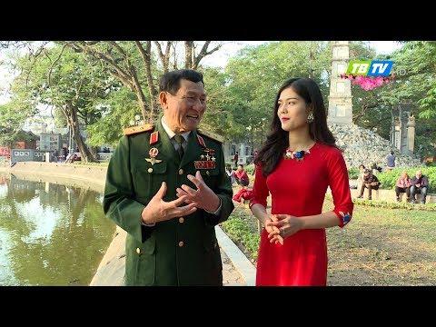 GẶP GỠ ĐẦU XUÂN - Gặp gỡ Trung tướng Phạm Tuân - Thái Bình TV