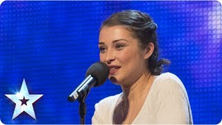 Alice Fredenham singing 'My Funny Valentine' - Week 1 Auditions | Britain's Got Talent 2013 - Video Youtube