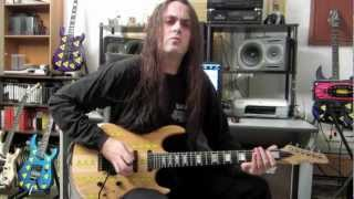Guitar videos - DANIELE LIVERANI - Humiliation