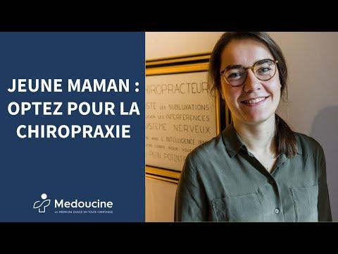 👩👧  Comment la CHIROPRAXIE peut elle AIDER à être MAMAN ? Par France Deffrennes 👩👧