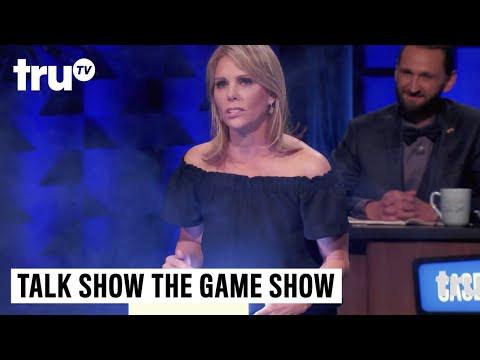 Talk Show the Game Show - Lighting Round: Michael Kosta vs. Cheryl Hines | truTV