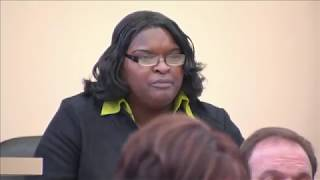 Indictment of Erie City Council President Sonya Arrington