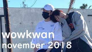 Wowkwan Cute Moments - November 2018 (A.C.E Wow/Byeongkwan)