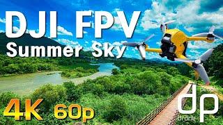DJI FPV - Summer Sky