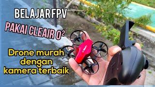 Belajar Fpv pakai Drone murah
