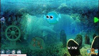 Wow Escape Game Find The Sunken Treasure walkthrough.
