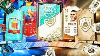WE GET A HUGE ONE!! FUT BIRTHDAY PACKS!! FIFA 20 Ultimate Team