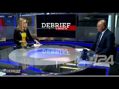 مقابلة مع أ. وسيم يونس في قناة i24 News العالميّة