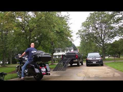 Motorcycle Ramp - Two Wheeler Ramp Latest Price