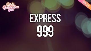 """Express 999"" Sub Español. Girls' Generation - SNSD"
